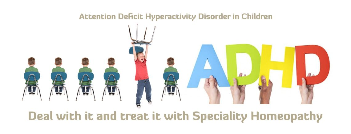 Speciality Homeopathy ADHD Children Treatment