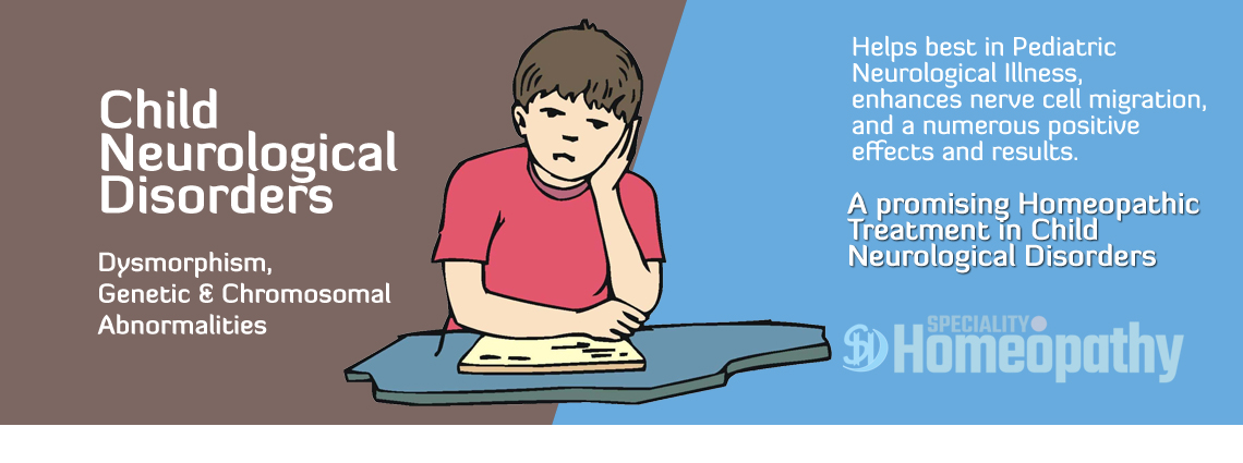 Pediatric Neurological Disorders Homeopathy Treatment