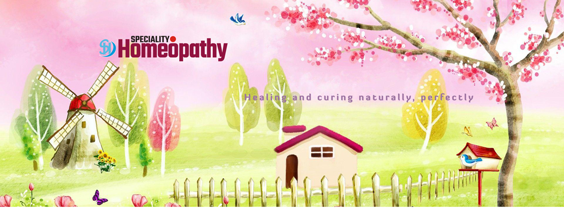 Speciality Homeopathy